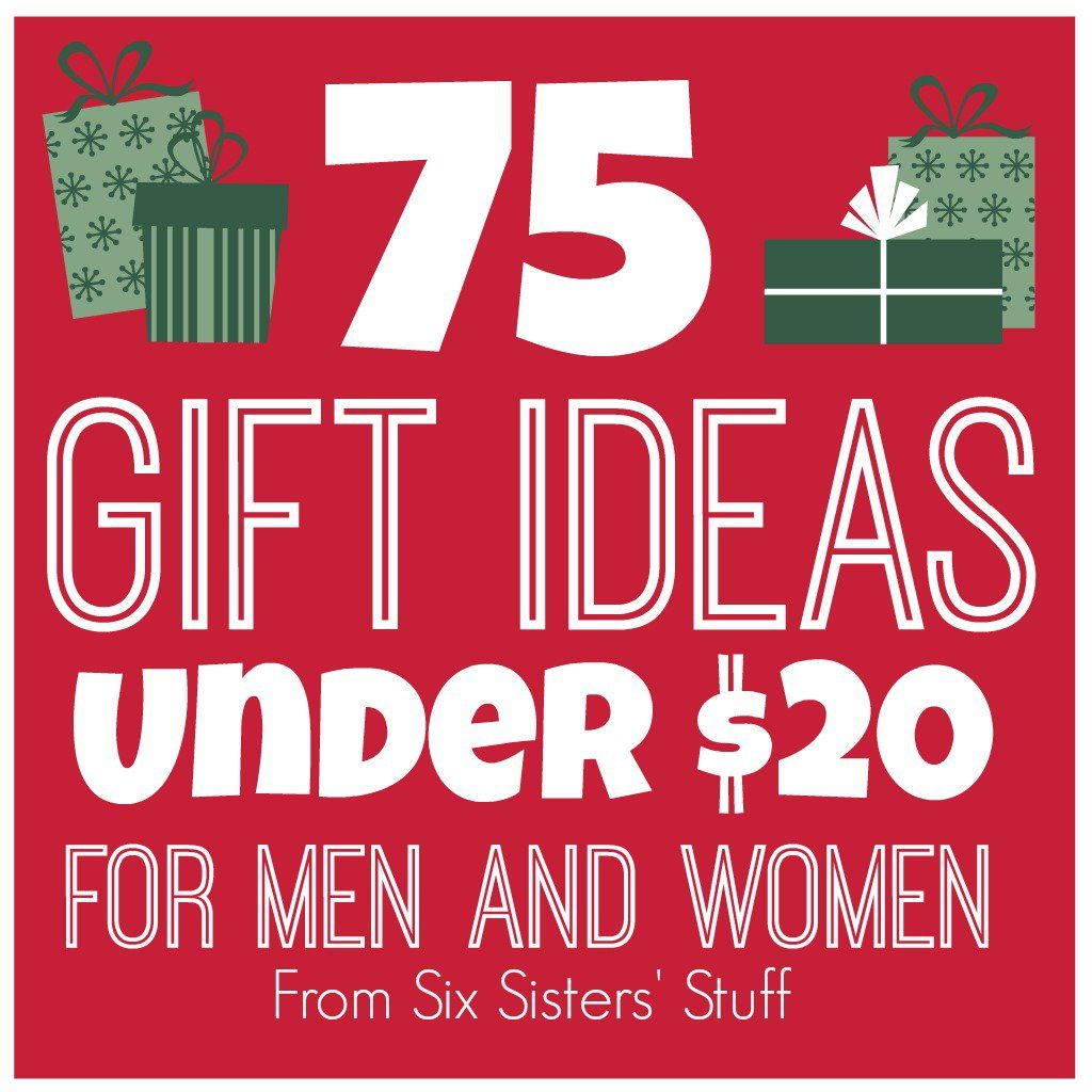 Mens christmas gifts under $20.00
