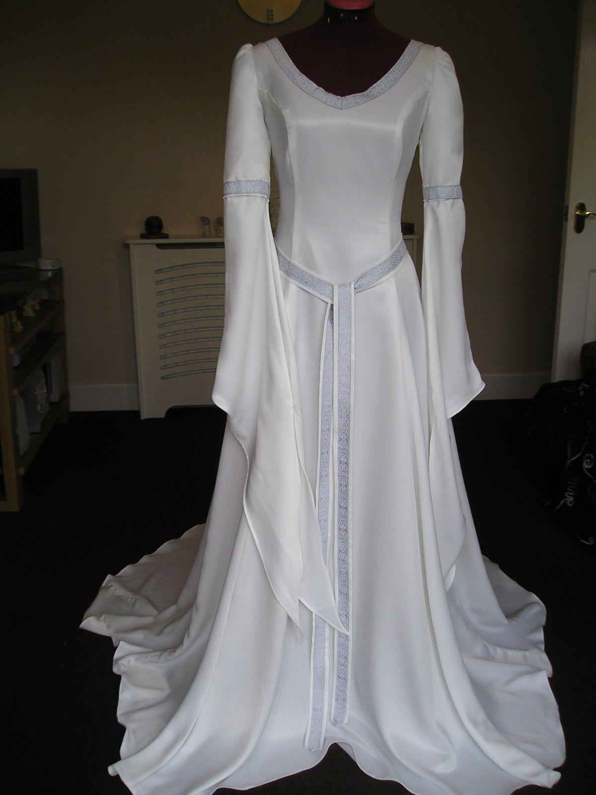 Ye Old Medieval Wedding Dress Shop