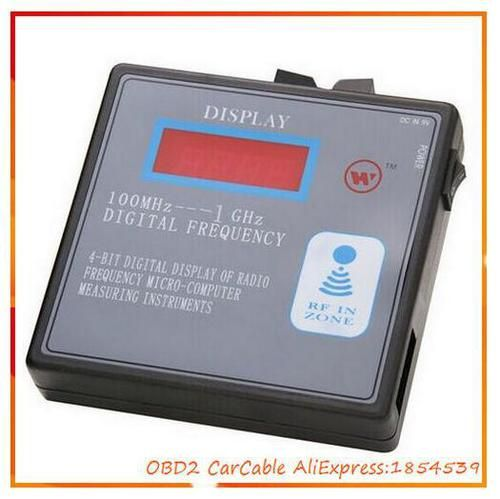100mhz 1000mhz Wireless Rf Remote Control Frequency Counter