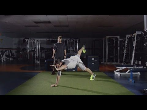 build for the bigs training  core strength  youtube