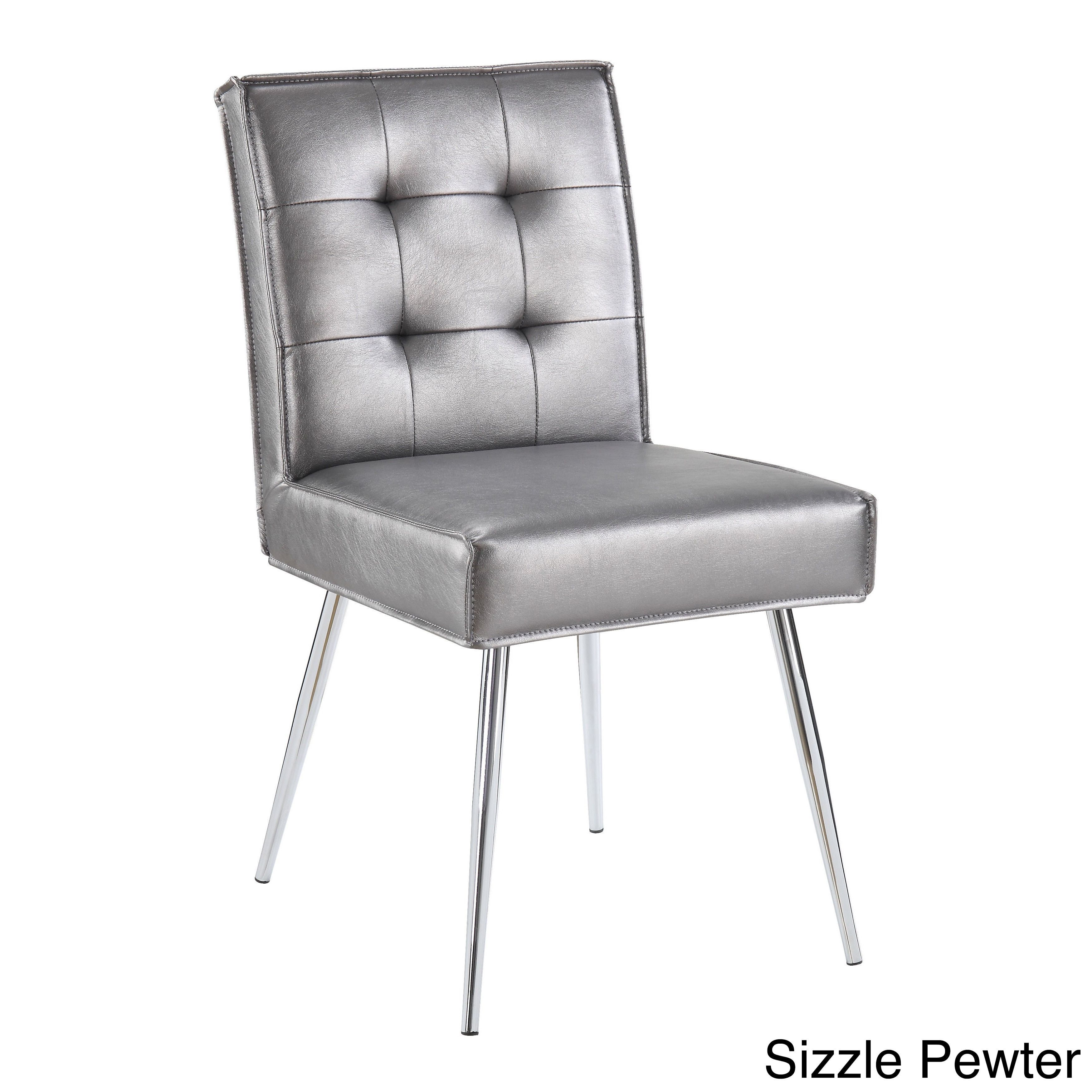 Ave Six Amity Mid Century Dining Chair by Office Star Products