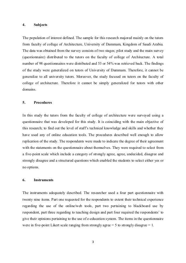 Sample thesis proposal titles