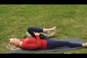 free yoga classes for the large intestine / colon  free
