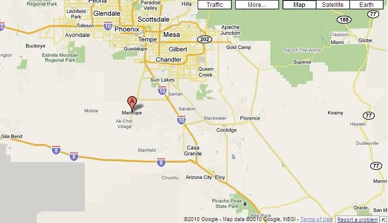 maricopa arizona map | Homes For Sale Maricopa, AZ ( 85138 ...