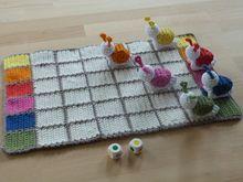 Photo of Kinderspielzeug häkeln // Schneckenrennen