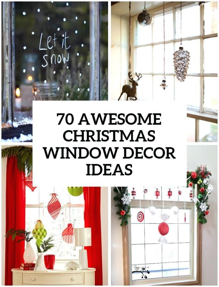 Christmas Decoration Office Ideas Christmas Window Decorations Window Decor Diy Christmas Window