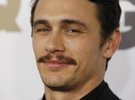 The Artistically Ubiquitous James Franco Is Now Making Invisible Art