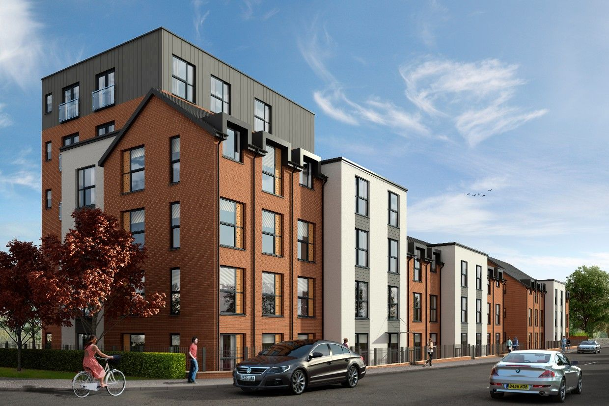 Green Quarter Last Remaining Units Yields of 7.5 Prices