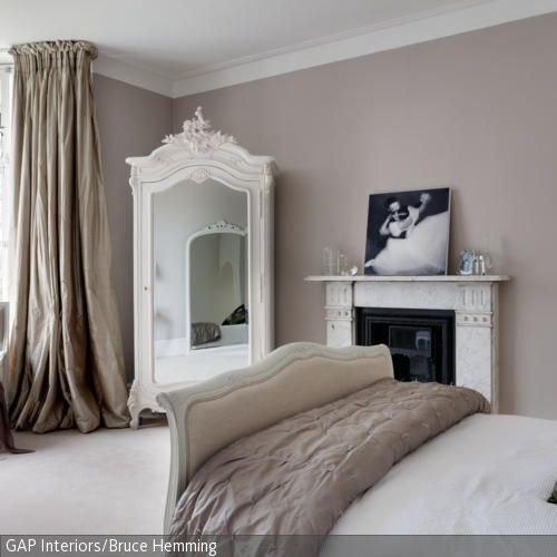 Graue Wandfarbe Rooms Bedroom Room Colors Und Room