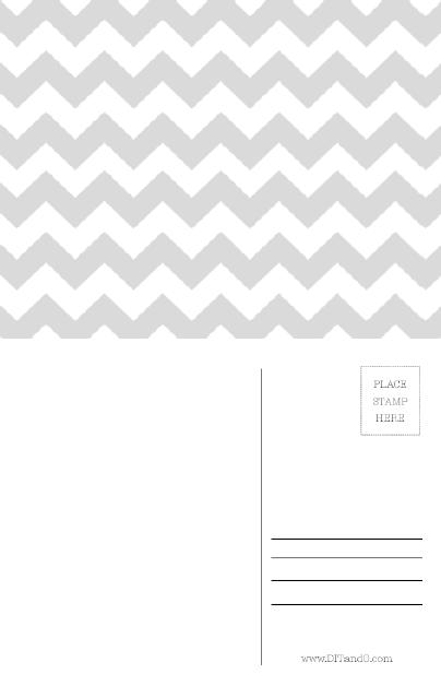Postcard Printable Free Postcard Printable Classroom Decor Dots