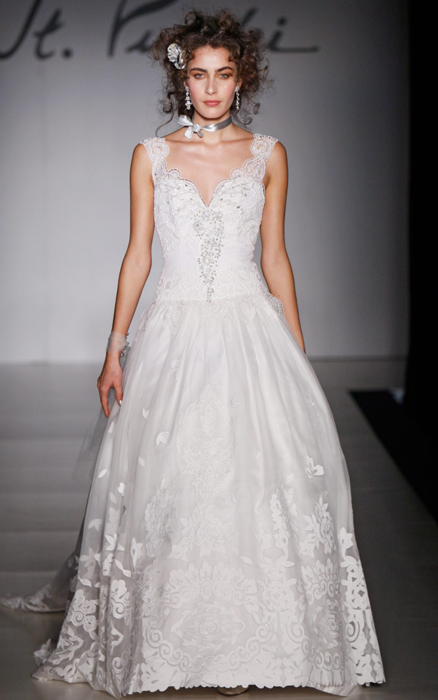 St. Pucchi Spring 2011 Bridal Couture Collection | St pucchi wedding ...