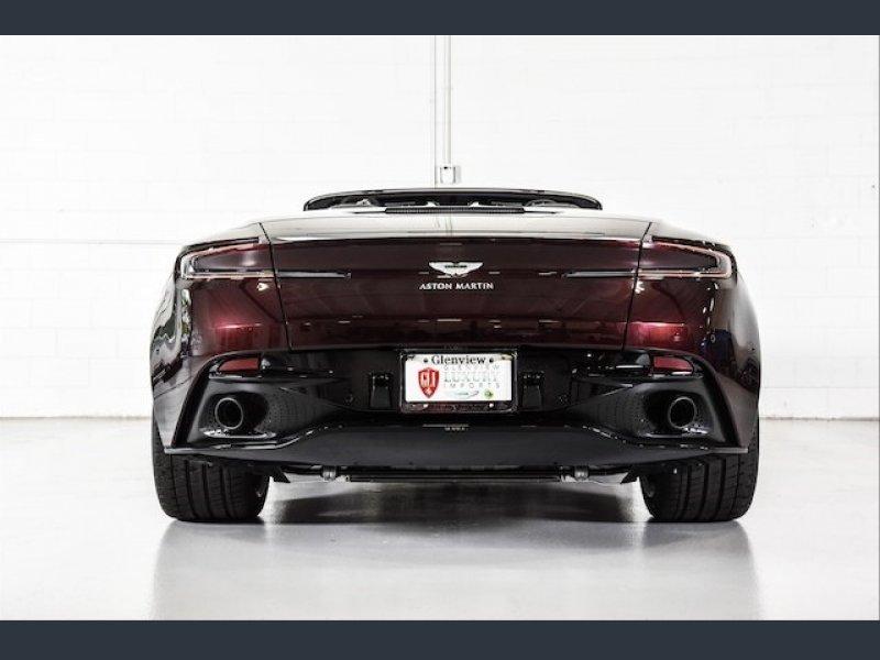 New 2019 Aston Martin Db11 Volante For Sale In Glenview Il 60025 Convertible Details 519620369 Autotrader Aston Martin Aston Martin Db11 Autotrader