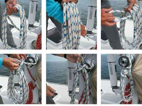 How to Coil a Halyard