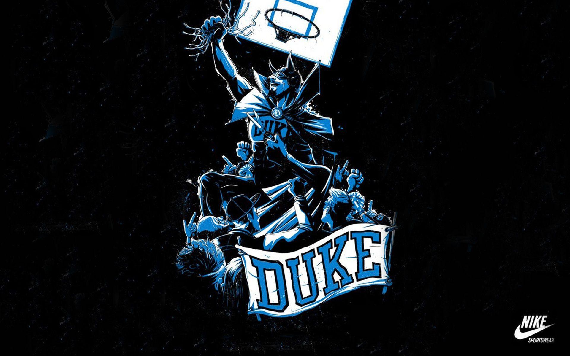 Duke Basketball Art Wallpaper - Free Download Wallpaper ...
