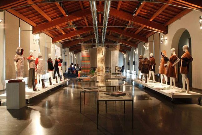 Museo del Tessuto -Prato