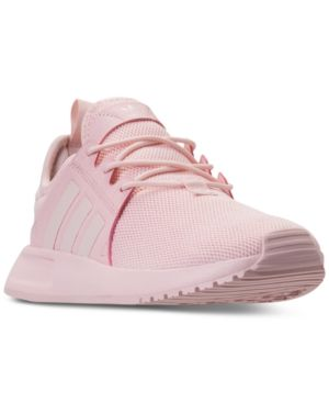 Big Girls' X PLR Casual Athletic Sneakers from Finish Line