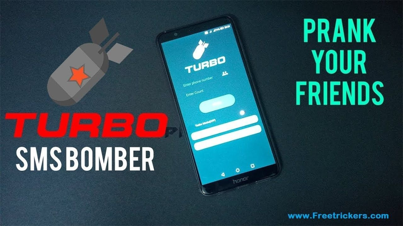 Turbo SMS Bomber Apk Download Latest Version [Updated