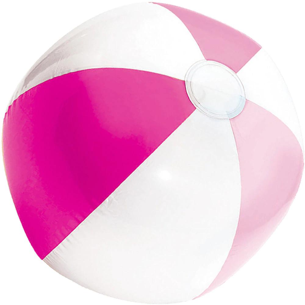 Pink White Beach Ball Beach Ball Barbie Birthday Party Beach Ball Party