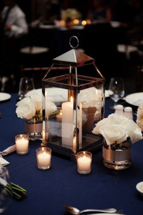 Extremely Elegant Navy And White Wedding Ideas Nautical and beach weddings have become a huge trend, and many couples are looking for a great beaches to tie the knot. What about the colors that you will rock? We've already told you of navy and gold or silver but navy and white...Nautical and beach weddings have become a huge trend, and many couples are look...