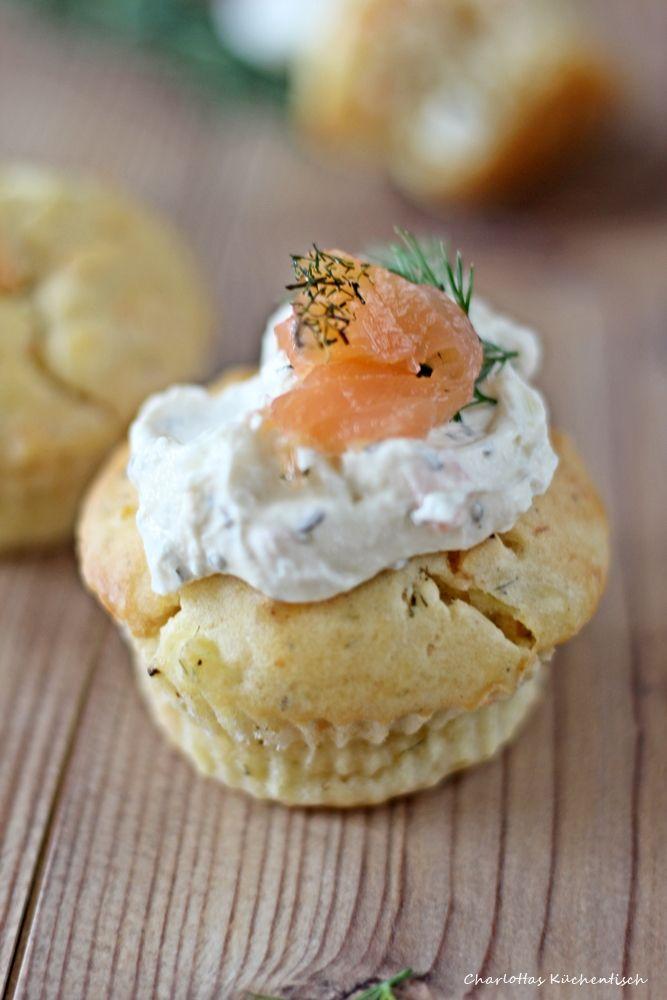 lachsmuffins muffins herzhafte muffins lachsdip dip fingerfood partyfood lecker. Black Bedroom Furniture Sets. Home Design Ideas