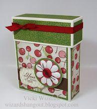 A2 Card Box
