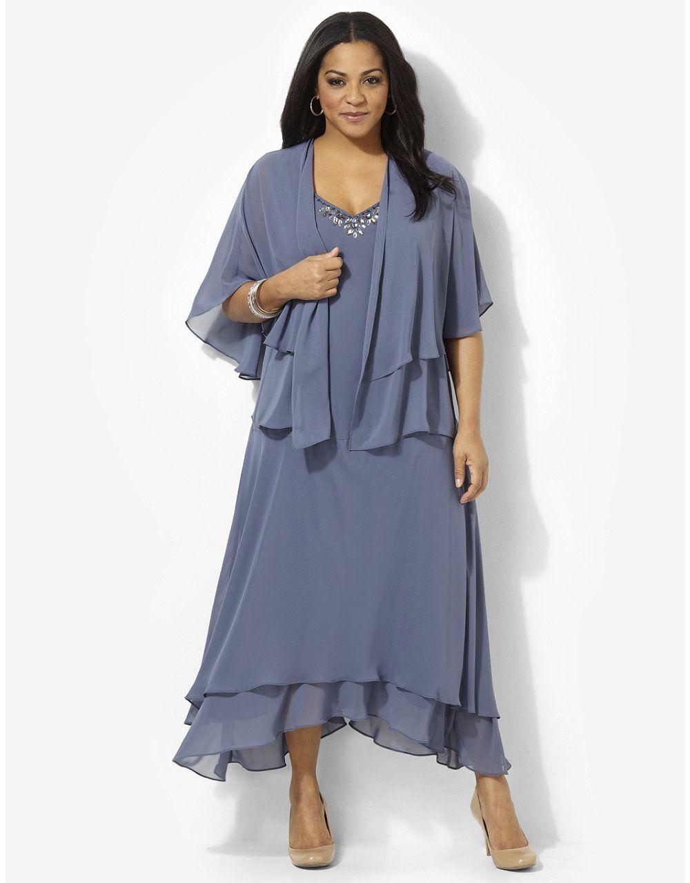 05ecc461e32 Exquisite Jacket Dress