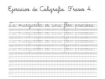 Recursos para mejorar la caligraf a en infantil y primaria lectoescritura pinterest - Como mejorar la caligrafia ...