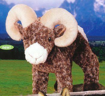 Stuffed Big Horn Sheep Stuffed Animals Pinterest Animals Big