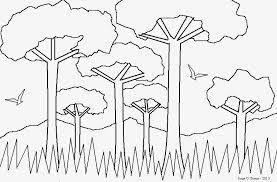 Resultado De Imagem Para Paisagens De Florestas Para Colorir