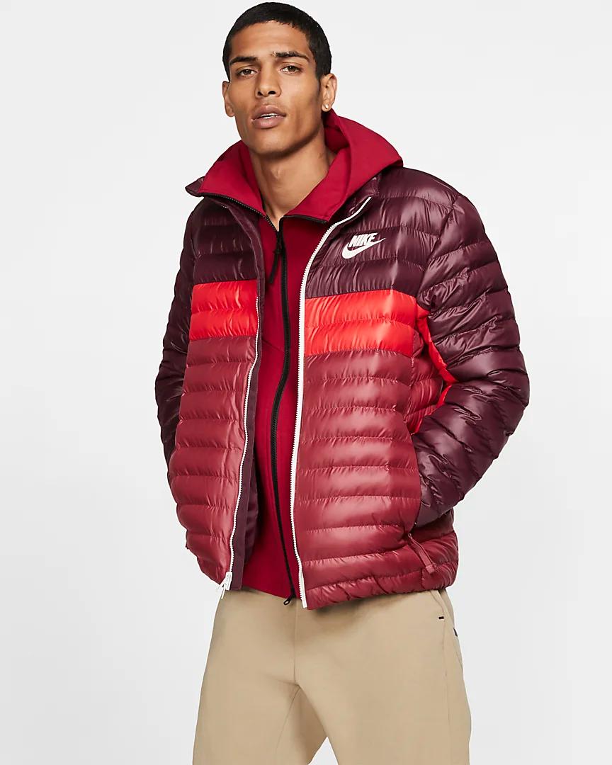 Nike Sportswear Synthetic Fill Puffer Jacket Nike Com Nike [ 1080 x 864 Pixel ]