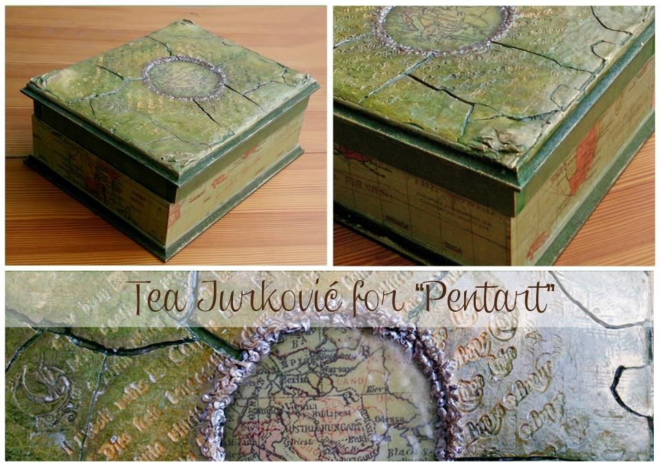 Tutorial -Pentartist project nr.3 | Hobbychic
