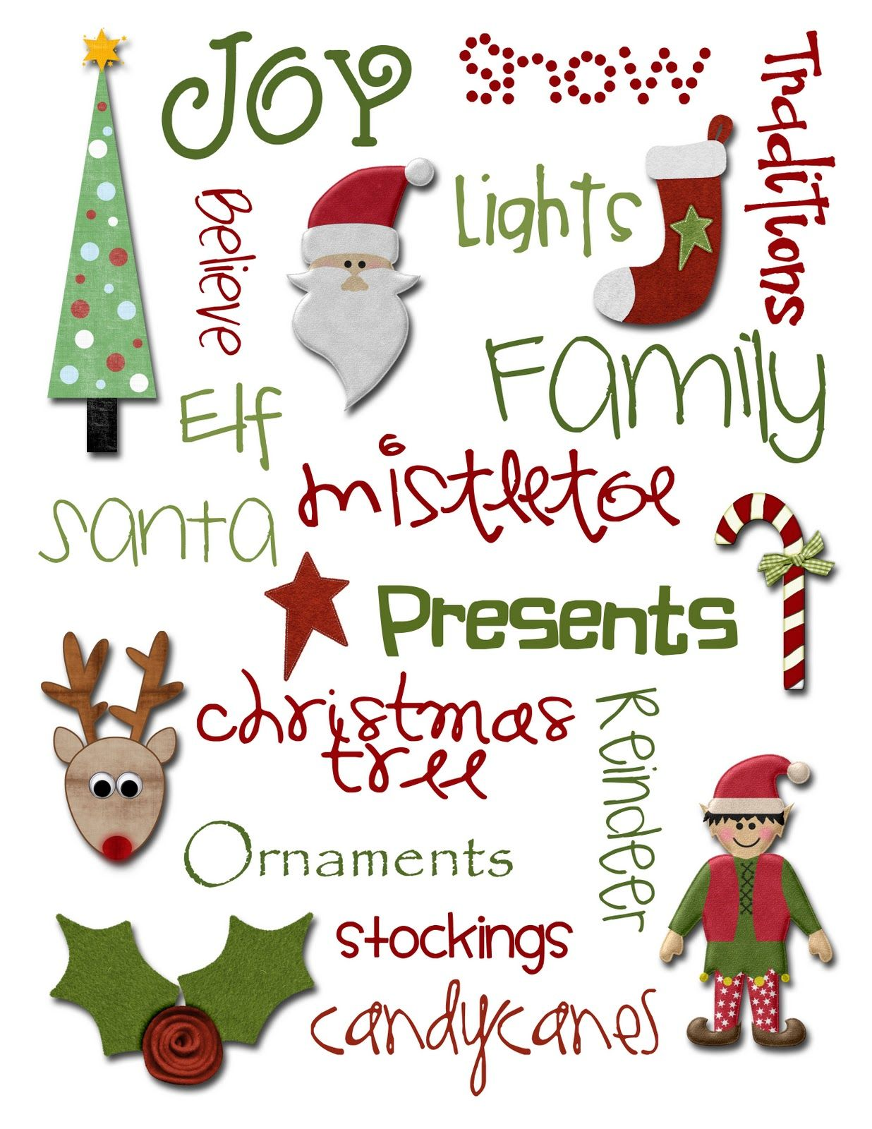 Free Printable Christmas Quotes. QuotesGram