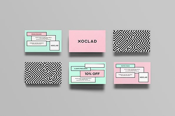 Anagrama's Mayan inspired business cards