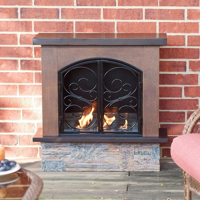 Aspen Can T Decide Which Of The Two Fireplaces I Like More Indoor Fireplace Indoor Outdoor Fireplaces Portable Fireplace