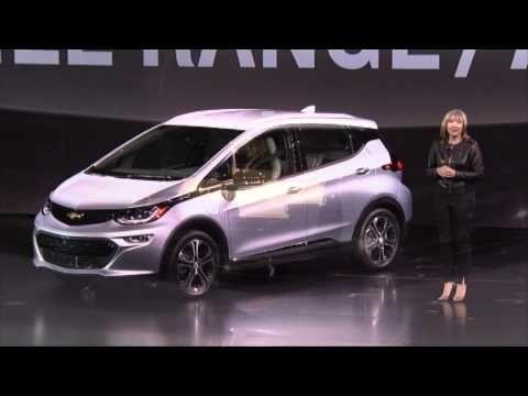 2017 Chevrolet Bolt Ev Interior Walkthrough Youtube Chevrolet