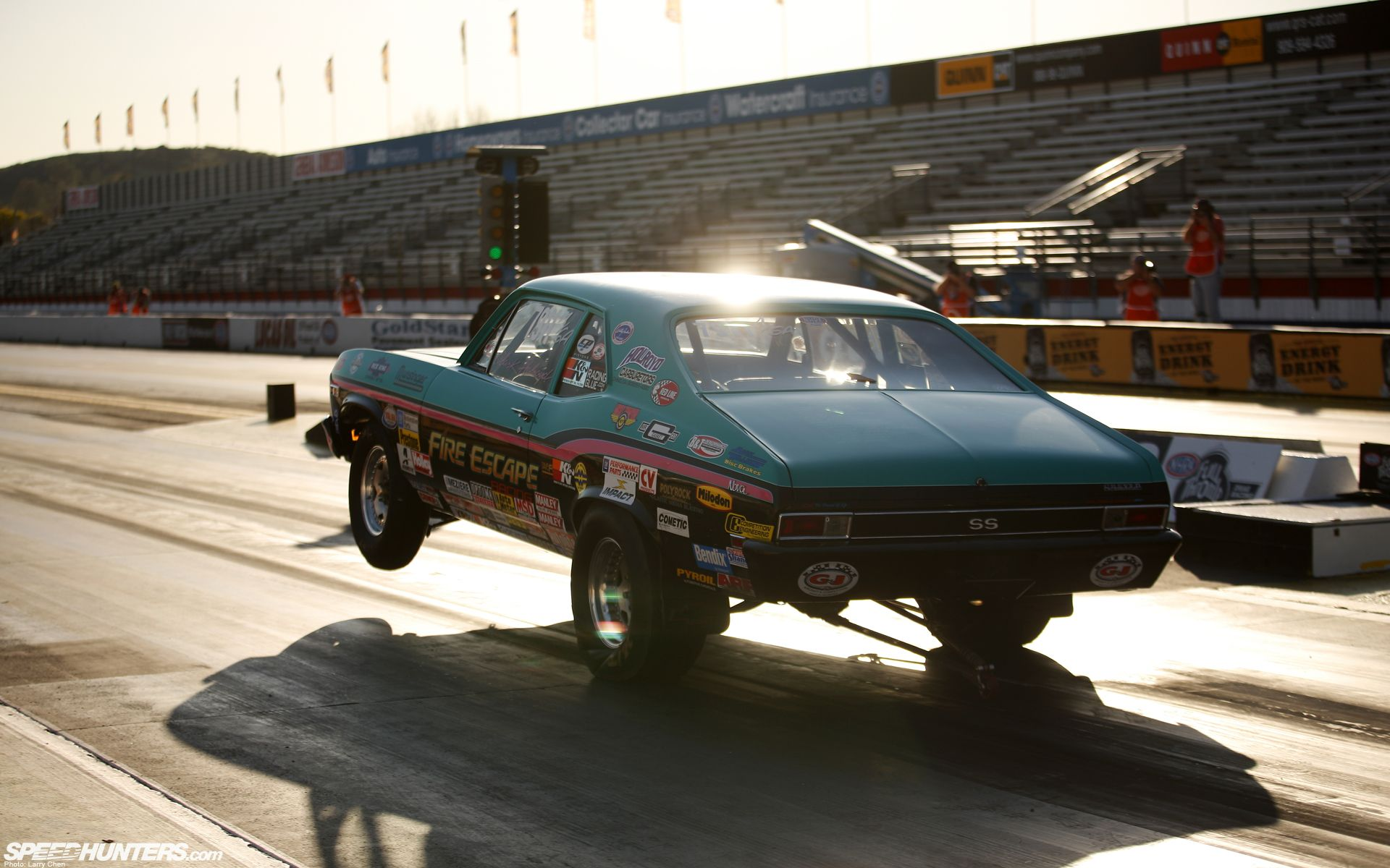 Kickatart My Drag Race Car Classic Car Classic Chevrolet