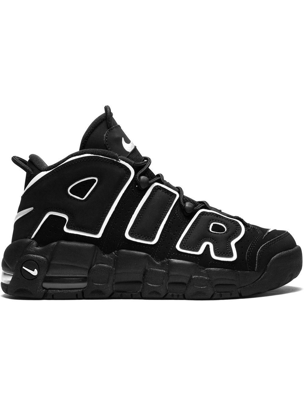 GS Nike Air More Uptempo Basketball Shoes