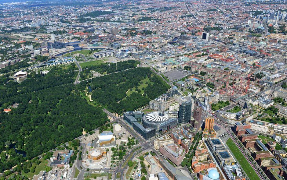 Das Ist Berlin Von Oben Berlin Berlin Aktuell Berlin Von Oben