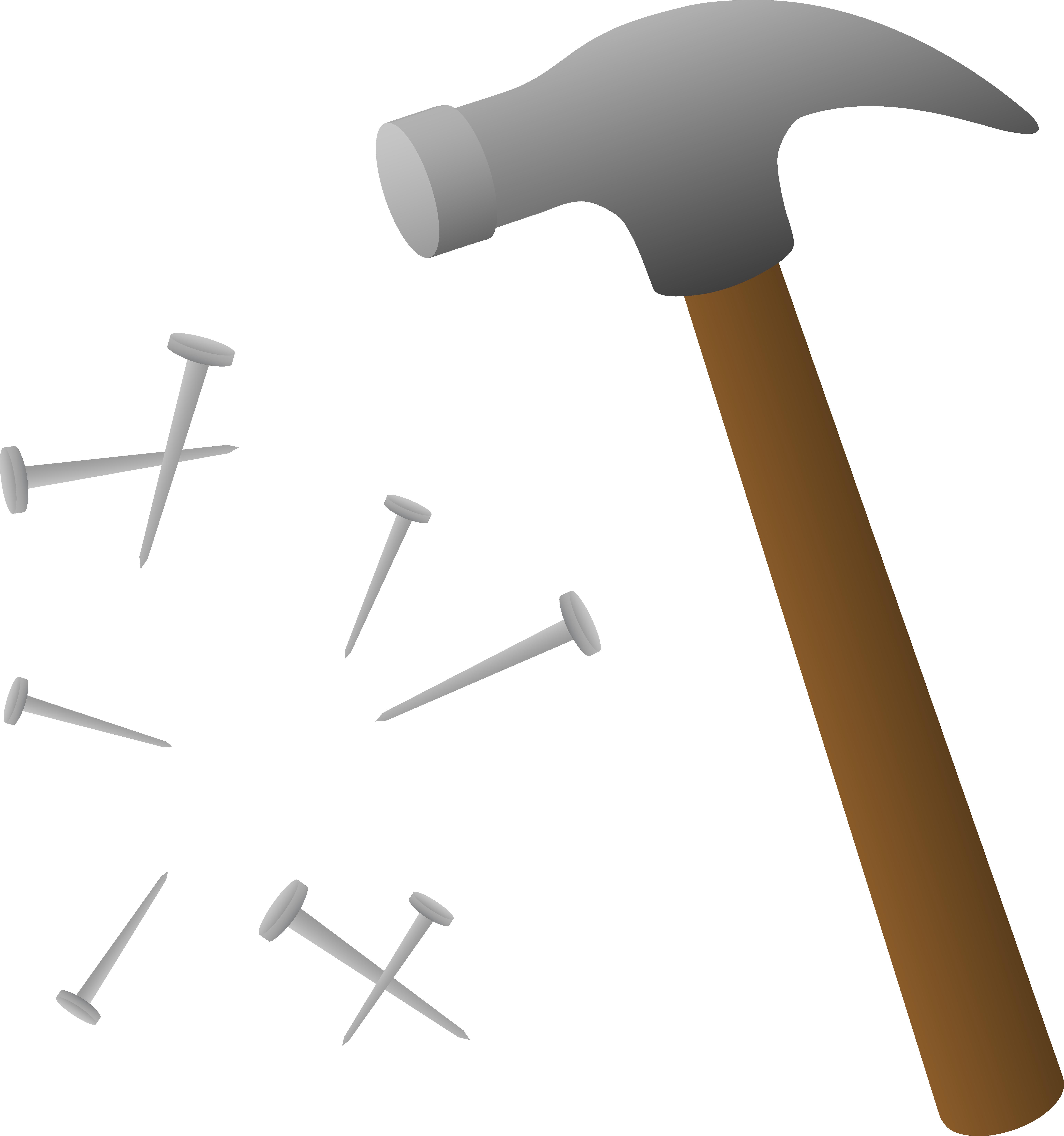 Construction Tools Clipart
