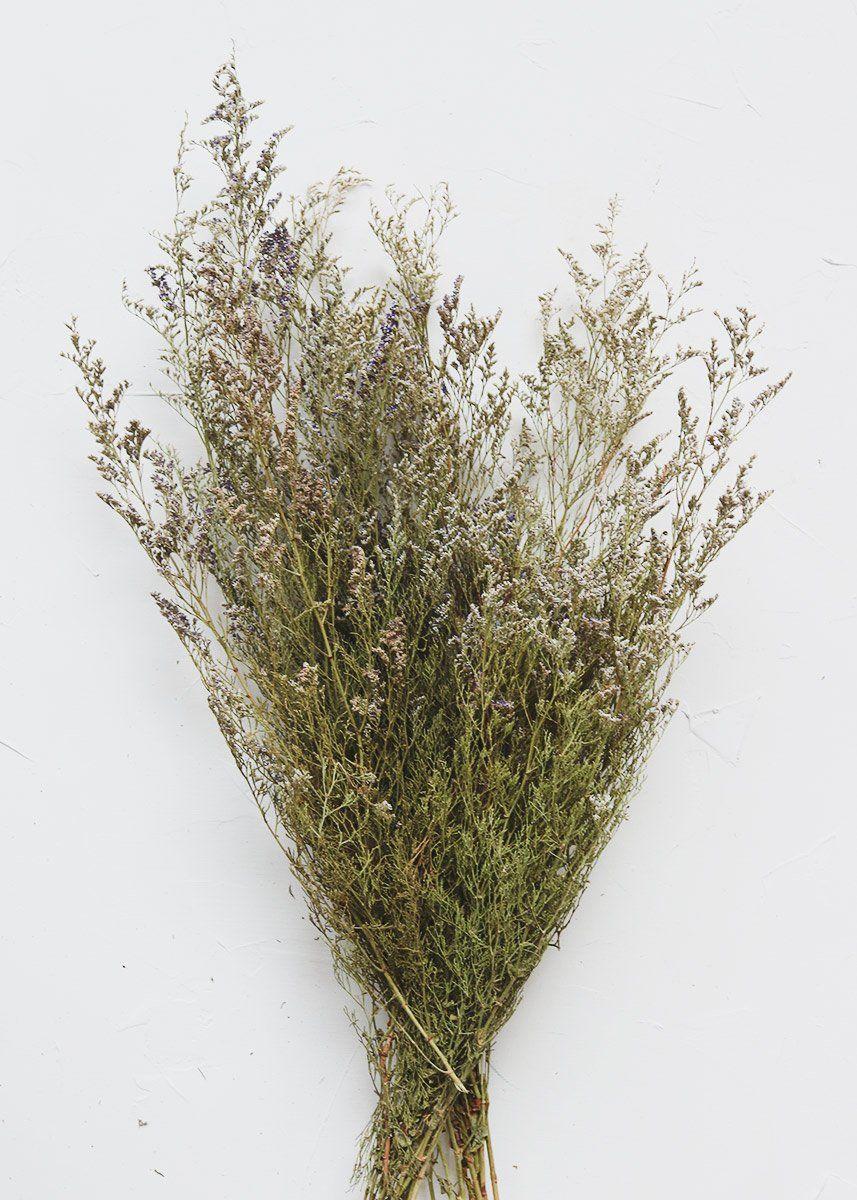 Purple Cream Caspia Dried Filler Flowers Afloral Com Artificial Flowers And Plants Artificial Flowers Faux Flowers