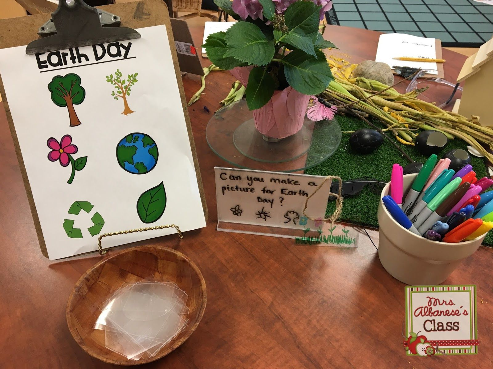 Pin By Teresa Rogers On 1st Grade Earth Day