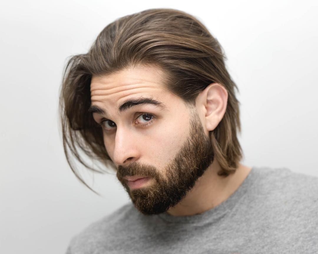 How To Grow Your Hair Out Men S Tutorial Growing Your Hair Out Growing Hair Men Chin Length Hair