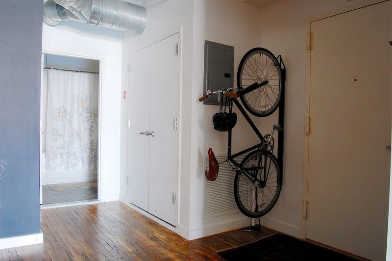 Bike Rack For Apartment Ideas For More Effective Storage Bike