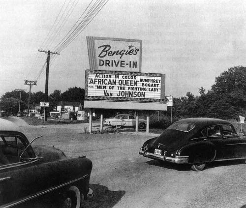 Bengie drive in