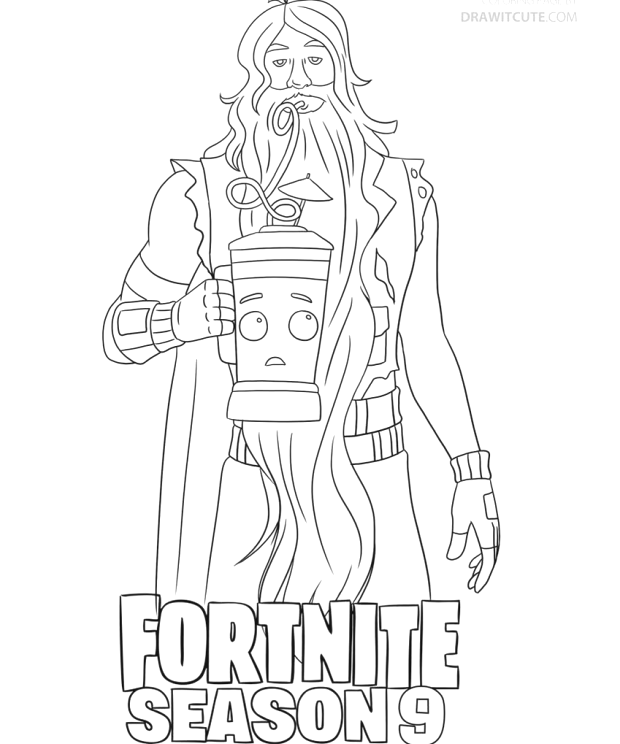 Draw It Cute Drawitcute1 Bunker Jonesy Fortnite Season 9 Fortnite Fortnitebattleroyale Fortnitem Cartoon Coloring Pages Coloring Pages Drawing Tutorial