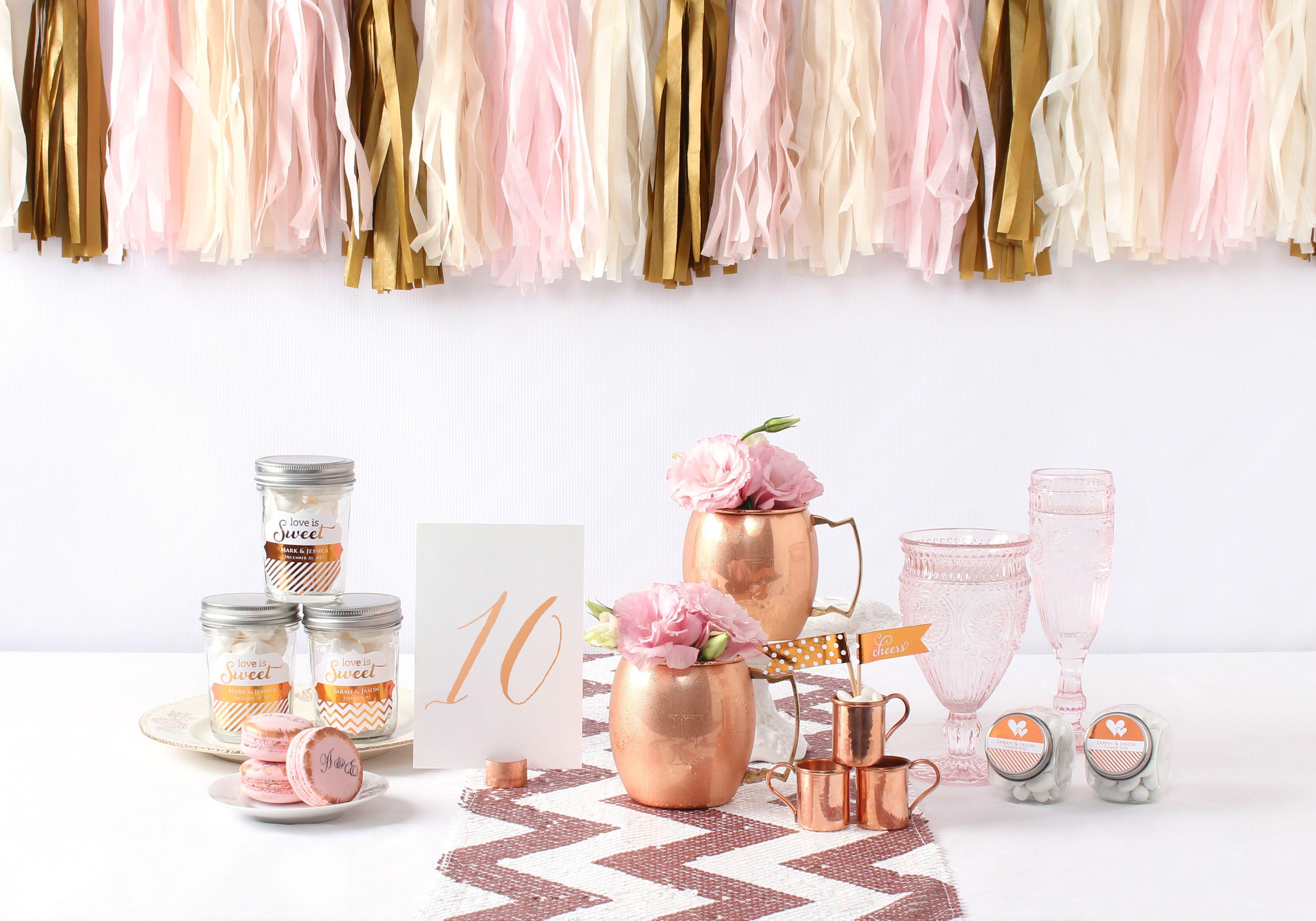 Copper Blush\