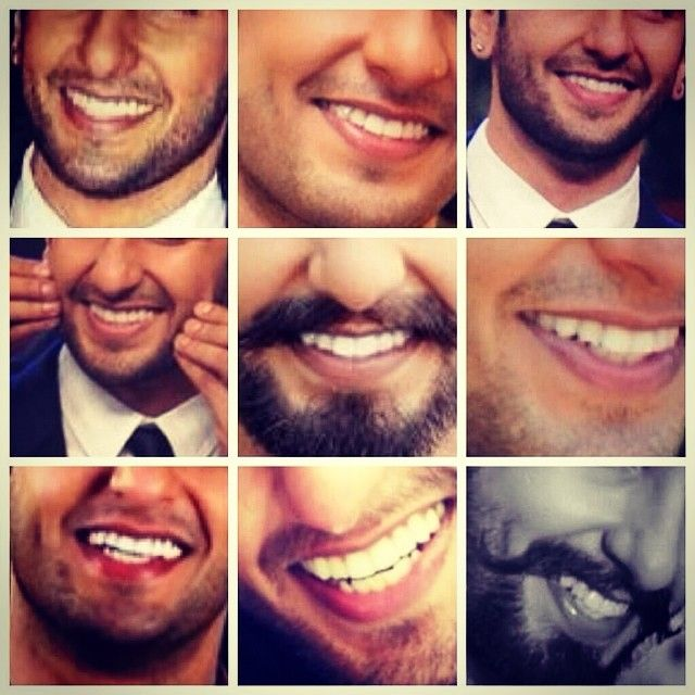 what his smile means