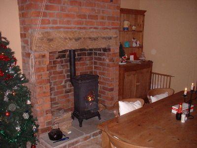 Stone lintel type | Farmhouse Fireplace | Pinterest | Bricks ...