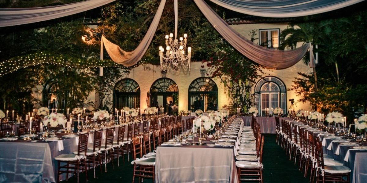 How Much Is A Wedding Venue