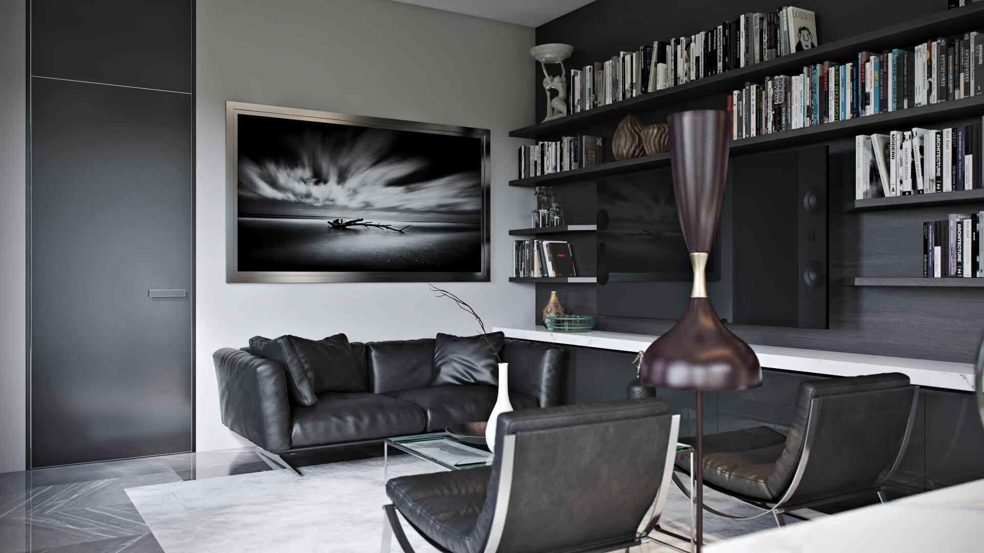 93 Using Home Bedroom Master Interior Design Black Interior